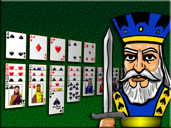 Play FreeCell Plus more!